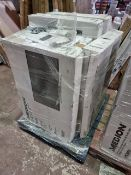(TV114) PALLET TO CONTAIN 8 x VARIOUS RETURNED TVS TO INCLUDE MEDION. SIZES INCLUCE: 43 INCH NOTE: