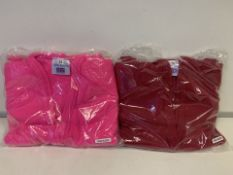 34 X BRAND NEW KNITTED DANCE CARDIGANS/WRAPS ASSORTED COLOURS AND SIZES (61/23)