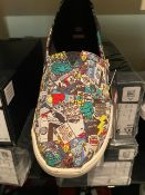 NEW AND BOXED MULTI MARVEL TOMS POP PRINT UK-5
