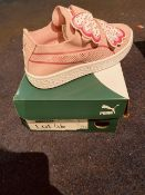 NEW AND BOXED PUMA PINK I-11