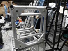 Thomas Truss climbers / roller blocks 26 x 30 x 26 to run on 12' square uprights
