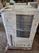 (T6) PALLET TO CONTAIN 7 x VARIOUS RETURNED TVS TO INCLUDE MEDION. SIZES INCLUCE: 55 INCH NOTE: