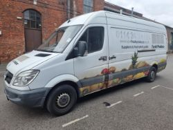 TRADE SALE TO INCLUDE MERCEDES SPRINTER VAN,LIQUIDATION STOCK DESIGNER SHOES & CLOTHING, DIY PRODUCTS, TOOLS, ELECTRICALS, LUXURY CROCKERY, TOYS