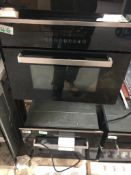 NEW/GRADED AND UNPACKAGED Prima+ PRCM333 B/I Compact Combi Oven & Microwave (ex demo)