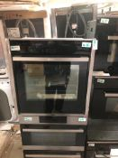 NEW/GRADED AND UNPACKAGED Neff B57CR22N0B Pyrolytic Slide and Hide Single Electric Oven (Dents on