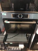 NEW/GRADED AND UNPACKAGED BOSCH Serie 8 CMG633BS1B Built-in Combination Microwave (Scratches on