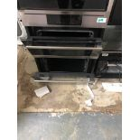 NEW/GRADED AND UNPACKAGED AEG DC7013021M Competence Electric Built-in Double Oven (Ex demo)