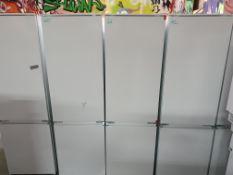 NEW/GRADED AND UNPACKAGED Zanussi ZBB28441SV Integrated 70/30 Fridge Freezer (Brand new slight