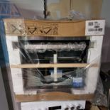 NEW/GRADED PACKAGED Beko BIF16100X Built-in Electric Single Oven (Smashed outer glass)