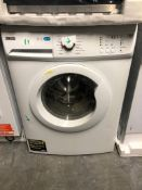 NEW/GRADED AND UNPACKAGED Zanussi Lindo100 ZWF71440W 7Kg Washing Machine (Mild dent on front and