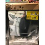 NEW/GRADED AND UNPACKAGED Electrolux 60cm Integrated Dishwasher KEAF7100L (Dent in front of dish