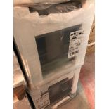 BRAND NEW PACKAGED Zanussi ZOB142X Integrated Single Electric Oven