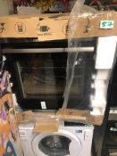NEW/GRADED AND PACKAGED Bosch HBS534BS0B Built In Single Electric Oven (Scratch on front facia)