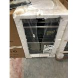 BRAND NEW PACKAGED Zanussi ZOD35661XK Built-In Multifunction Electric Double Oven