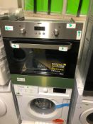 NEW/GRADED AND UNPACKAGED Zanussi ZOB343X Electric Built-in Single Oven (Dents in front and