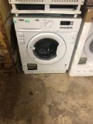 NEW/GRADED AND UNPACKAGED Zanussi Z712W43BI 7kg 1200rpm Integrated Washing Machine (Scratches top