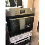 NEW/GRADED AND UNPACKAGED Electrolux KOFGH40TX Single Electric Oven (Scratches on front fascia