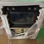 NEW/GRADED PACKAGED Electrolux KDFEC40UK Double Electric Oven (Smashed top outer glass)