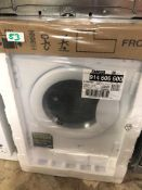 NEW/GRADED AND PACKAGED Zanussi Z716WT83BI Integrated Washer Dryer, 7kg/4kg Load (Scratches on the