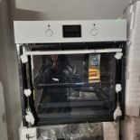 NEW/GRADED UNPACKAGED Electrolux KOFGH40TW Single Electric Oven WHITE (Smashed outer glass. Slight