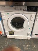 NEW/GRADED AND UNPACKAGED Zanussi Z716WT83BI Integrated 7Kg / 4Kg Washer Dryer (Dent on front)