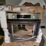 NEW/GRADED PACKAGED Bosch HBS534BS0B Built-In Single Oven (Smashed outer glass and damaged handle)