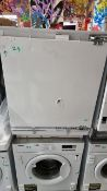 NEW/GRADED AND UNPACKAGED INDESIT IZA1.UK 91 Litre Integrated Under Counter Freezer (Small dents