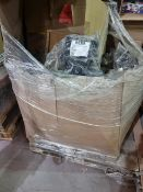 (B2) PALLET TO CONTAIN A VERY LARGE QTY OF PLUMBING ITEMS TO INCLUDE POLY PIPE ETC