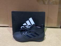 (NO VAT) 3 X BRAND NEW ADIDAS ACE TANGO 17.3 FOOTBALL BOOTS SIZE i12 (19/13)