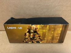 1 X NEW & BOXED LEPRO LE CURTAIN LIGHTS