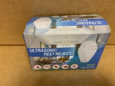 1 X NEW & BOXED ULTRASONIC PEST REJECT