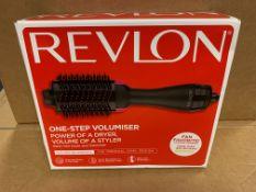 1 X NEW & BOXED REVLON ONE-STEP VOLUMISER