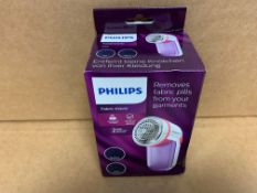 1 X NEW & BOXED PHILLIPS FABRIC SHAVER