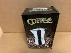 1 X NEW & BOXED COFFEE MAKER