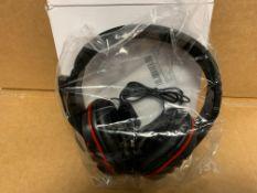 1 X NEW & BOXED GAMING HEADPHONES