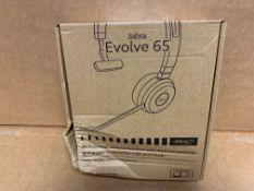 1 X NEW & BOXED JABRA EVOLVE 65