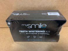 1 X NEW & BOXED MY SMILE TEETH WHITENING KIT