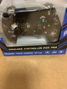 1 X NEW & BOXED WIRELESS CONTROLLER FOR PS4