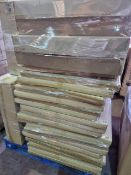 (A5) PALLET TO CONTAIN A LARGE QUANTITY OF VARIOUS ITEMS TO INCLUDE: ARHOUSE CANVASES, ARTHOUSE