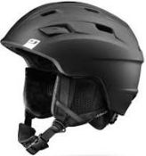 (39) BOX LOT TO INCLUDE 21 ITEMS: 1X Julbo Mission Ski Helmet [Colour: Black] [Size: 60/62] 1X