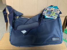7 X BRAND NEW BABYMOVE URBAN CARRY BAGS RRP £34.99 EACH