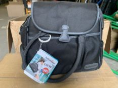 6 X BRAND NEW BABYMOOV DELUXE STYLE CARRY BAGS RRP £49.99 EACH