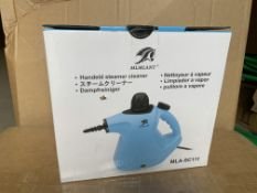6 X BRAND NEW HANDHELD STEAMER CLEANERS