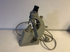 CARL ZEISS JENA OPTICIANS MICROSCOPE/LENS (5/20)