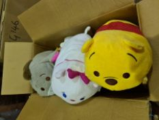 Contents of a Childrens Toy Store. Circa 1,480 items such as: Moon & Me plush assorted, Fashems, Dr