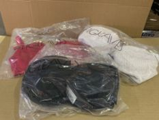 15 X BRAND NEW INDIVIDUALLY PACKAGED FIGLEAVES BRAS IN VARIOUS STYLES AND SIZES