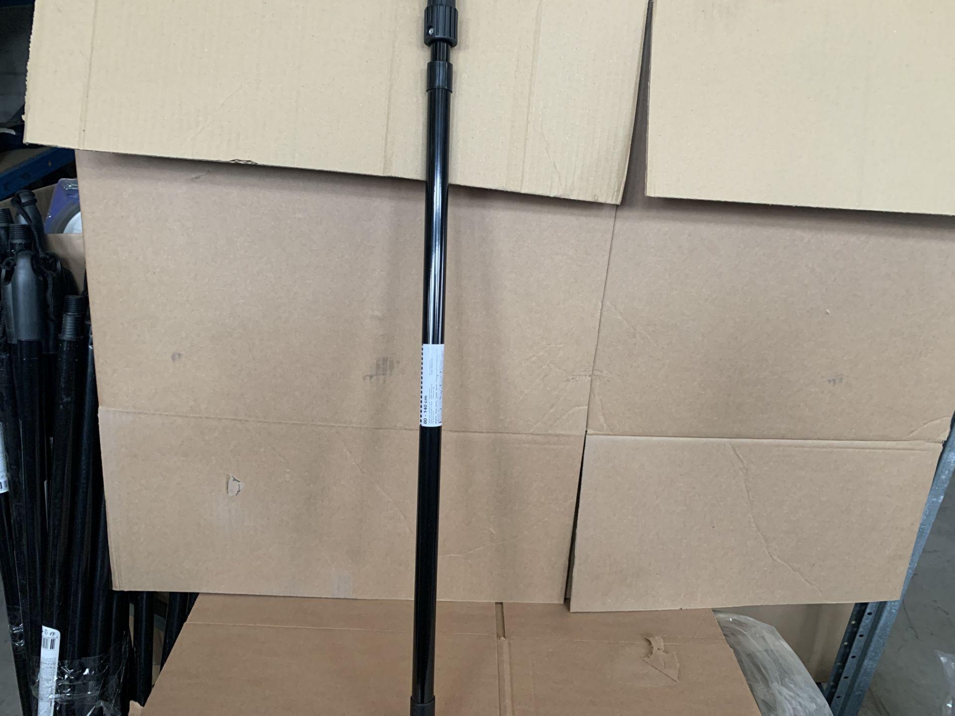20 X NEW 80-140CM TELESCOPIC EXTENSION POLES