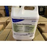 24 X BRAND NEW 5L TUBS OF DIVERSEY CARE GOOD SENSE BREAKDOWN