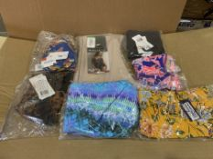20 X BRAND NEW INDIVIDUALLY PACKAGED FIGLEAVES SWIMWEAR AND UNDERWEAR IN VARIOUS STYLES AND SIZES