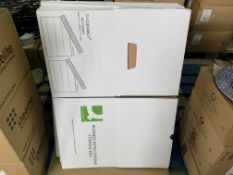 30 X BRAND NEW Q CONNECT EXTRA STRONG STORAGE BOXES RRP £260